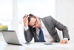 image of dissatisfied HR manager